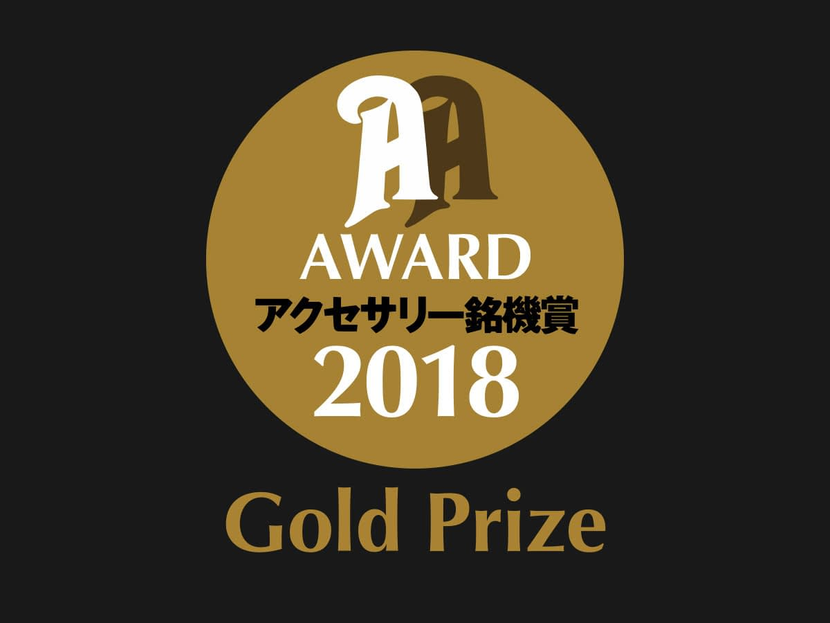 Jorma Duality - Audio Accessory Gold Prize 2018 Award